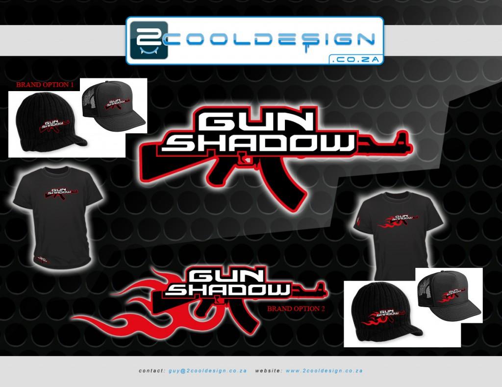 Shirt design brands -  Tshirt Concept Layout Gun T Shirt Gun T Shirt Brand Idea