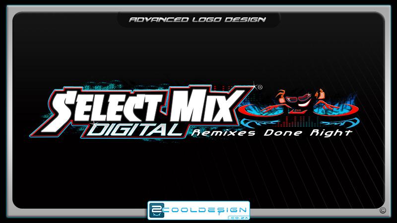 Dj-logo-design-digital - 2COOLDESIGN Clothing Apparel Design