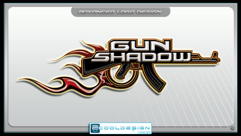 Cool Gun Logos Gun Clothing Brand Logo