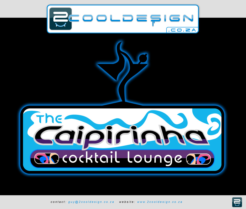 cocktail-lounge-logo- Cool-logo-design-by-Guy-Tasker-2cooldesign
