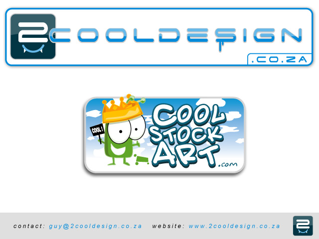 cool stock art logo desgn by 2cooldesign