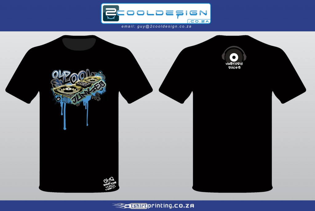 Cool Tshirt Design Ideas t shirt printing design ideas Cool T Shirt Design By Guy Tasker Old