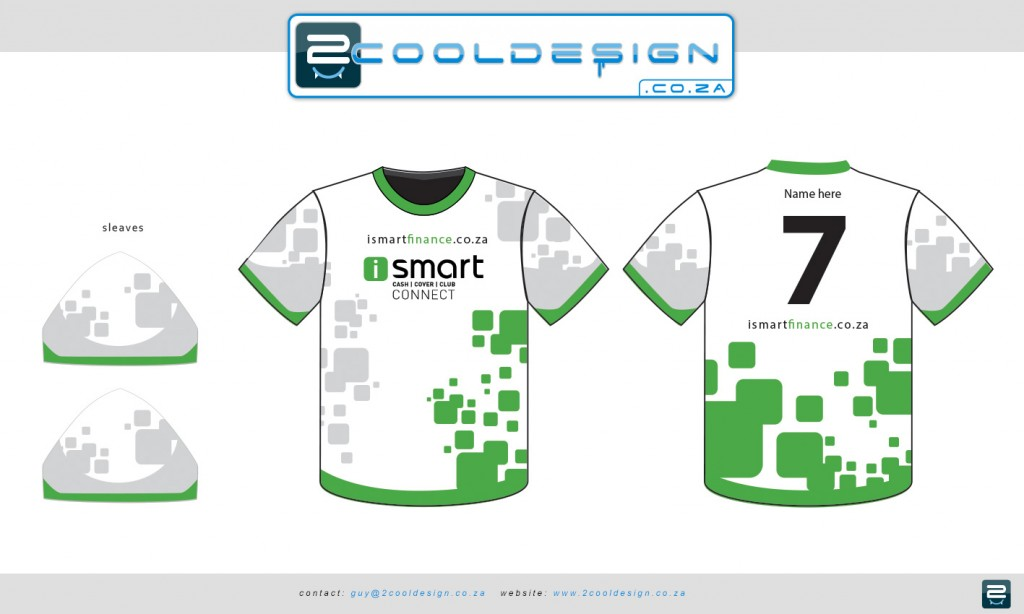 corporate custom soccer tshirt design