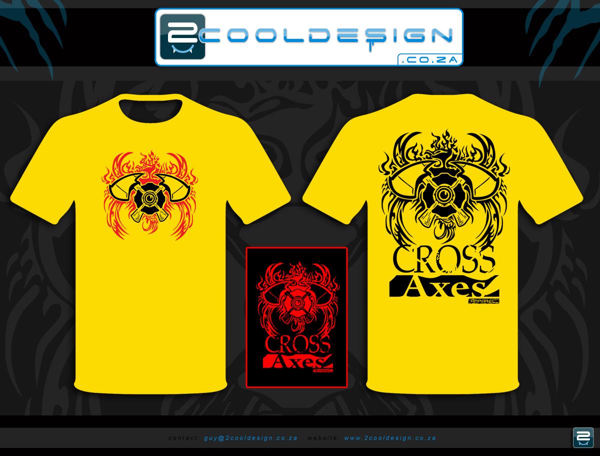 brand design, t-shirt brand design, fireman emblem design, fireman clothing,phoenix bird stylized, flames