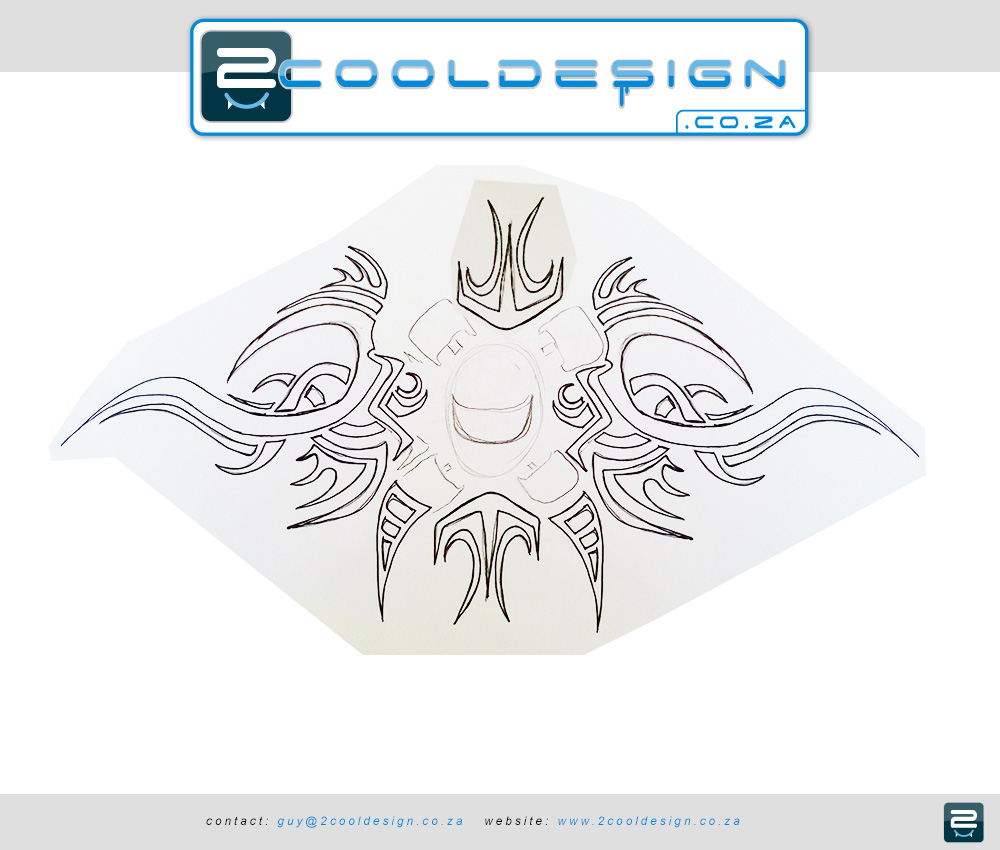concept sketch for logo t-shirt design, tribal t-shirt sketch concept