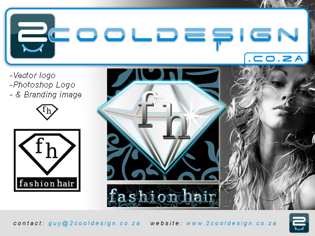 high fasion logo