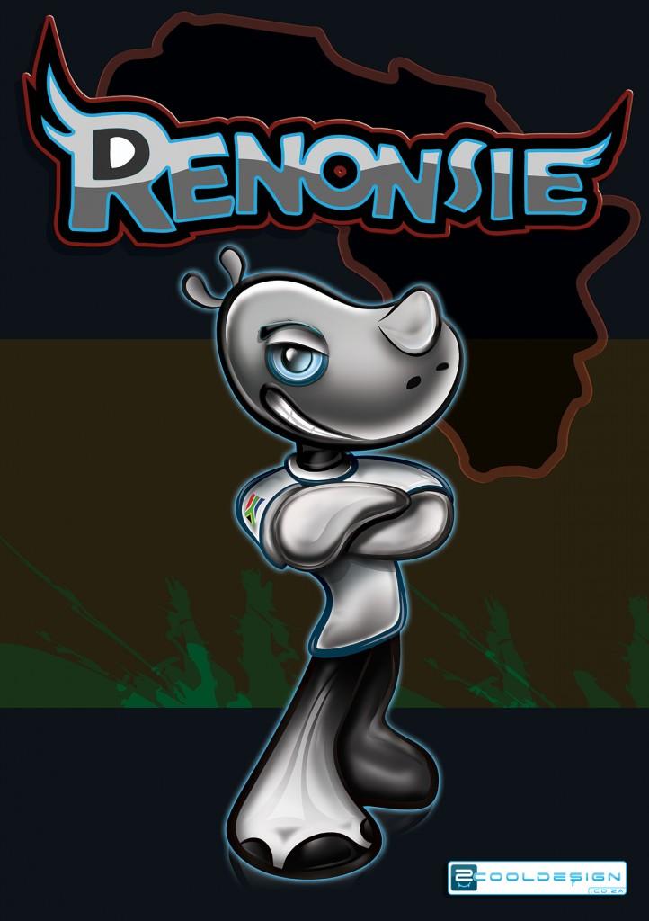 non profit mascot character design