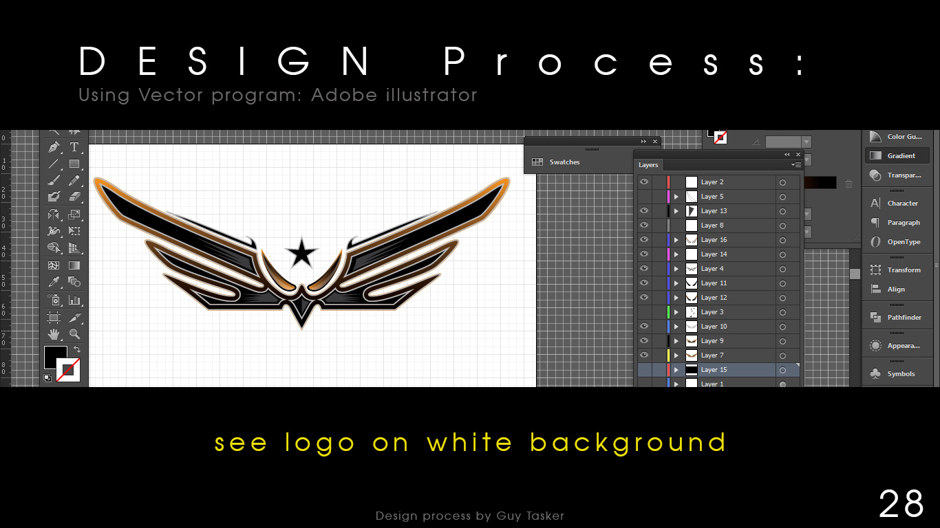 28-logo-on-white-by-Guy-Tasker