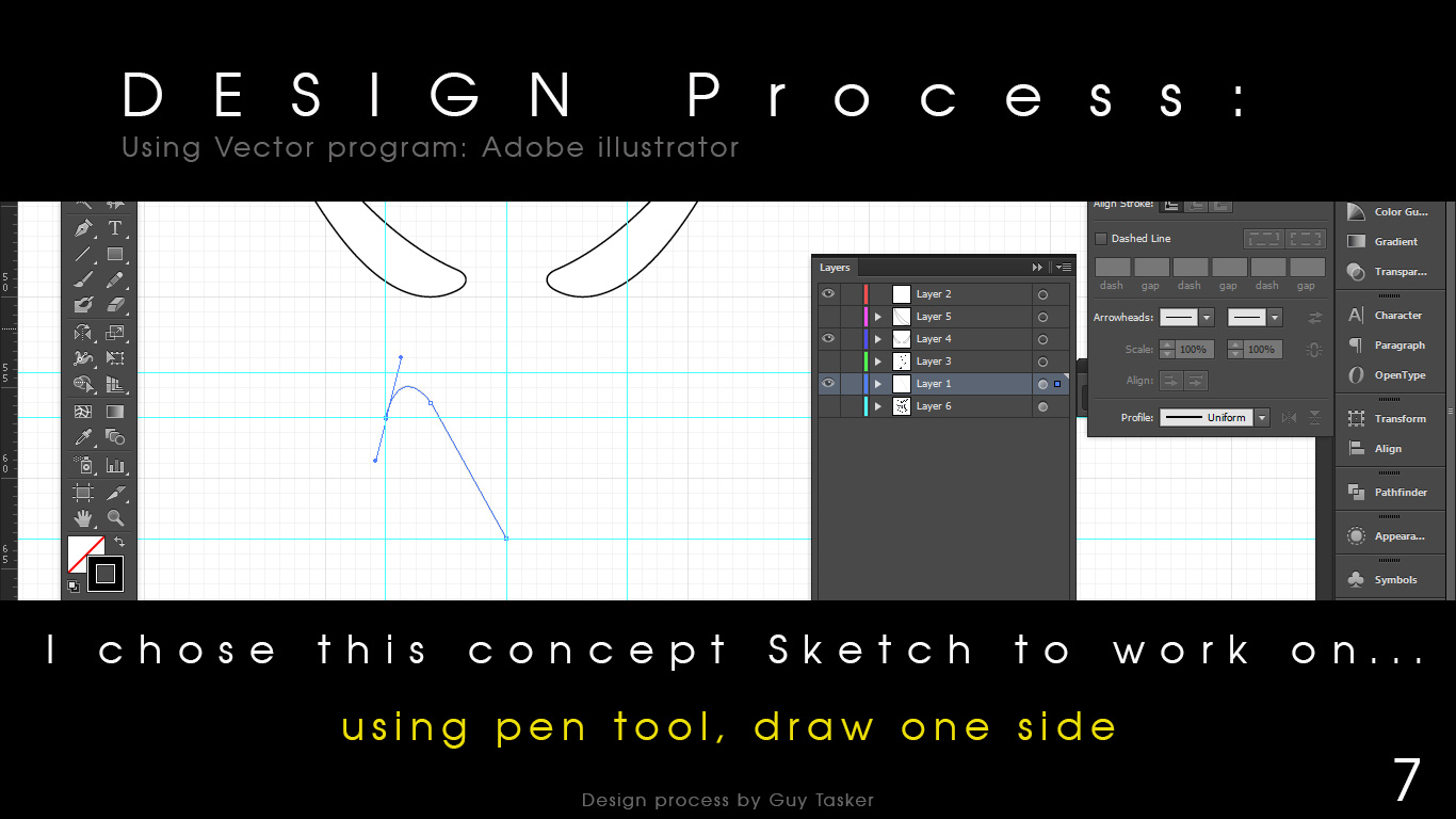 7-using-pen-tool-design-by-Guy-Tasker