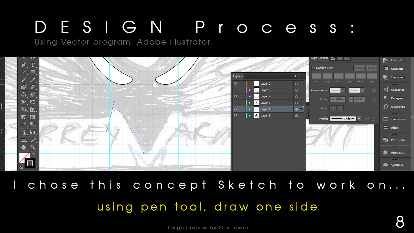 8-using-pen-tool-design-by-Guy-Tasker