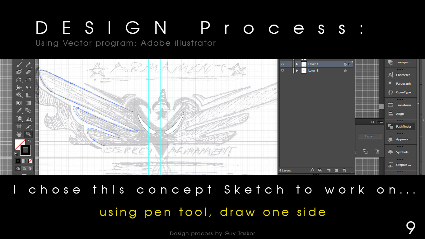 9-using-pen-tool-design-by-Guy-Tasker