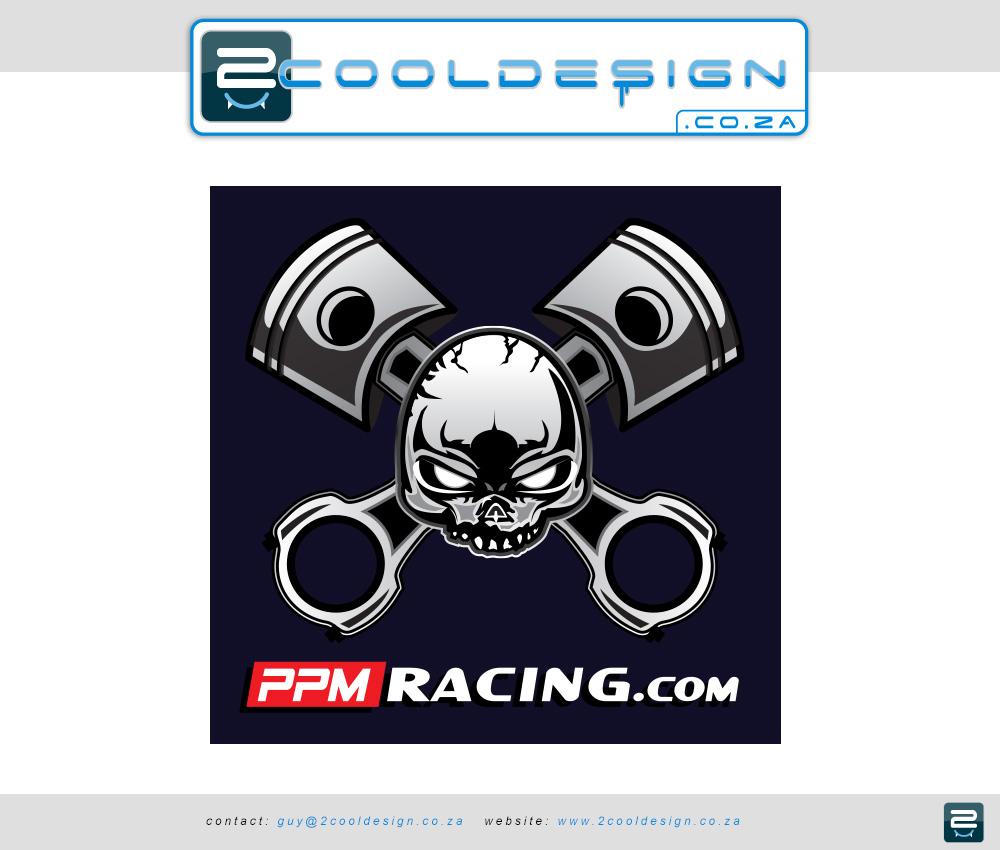 motorsport tshirt logo