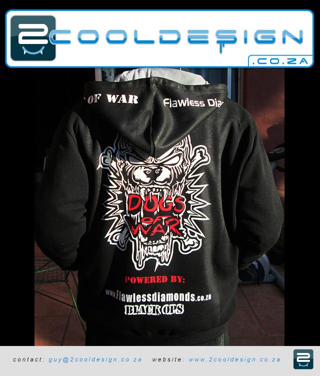custom hoody printed