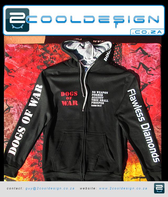 print down sleeve hoodies