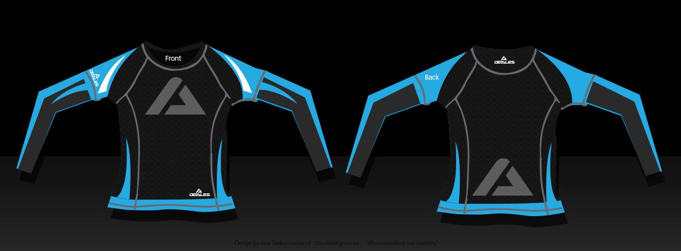 Custom sports clothing design