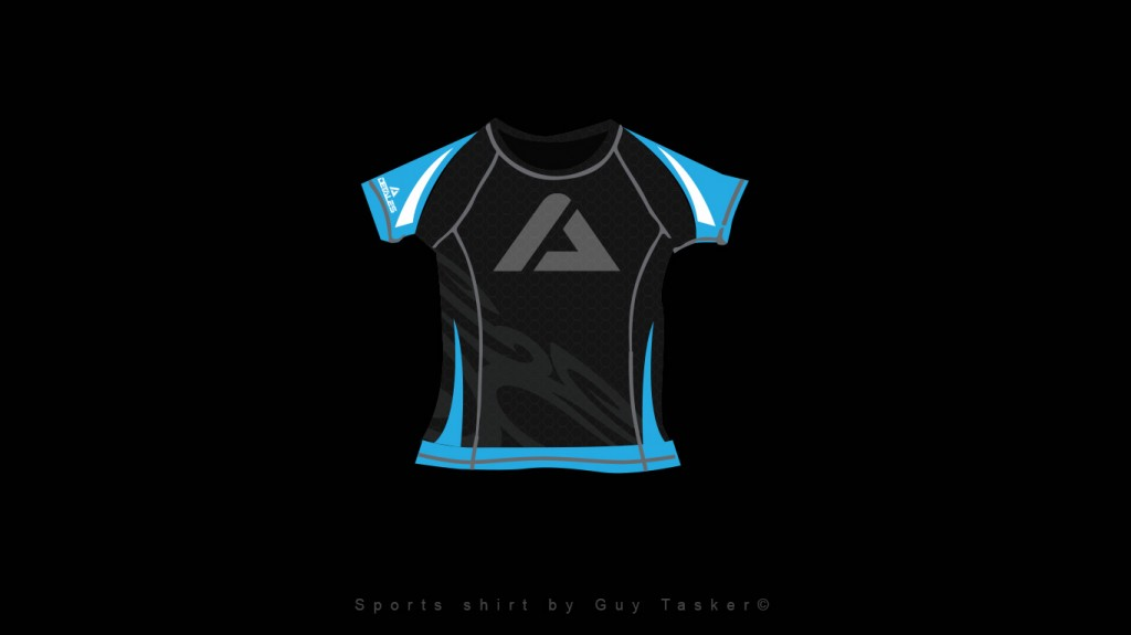 Sublimation sport-shirt-design