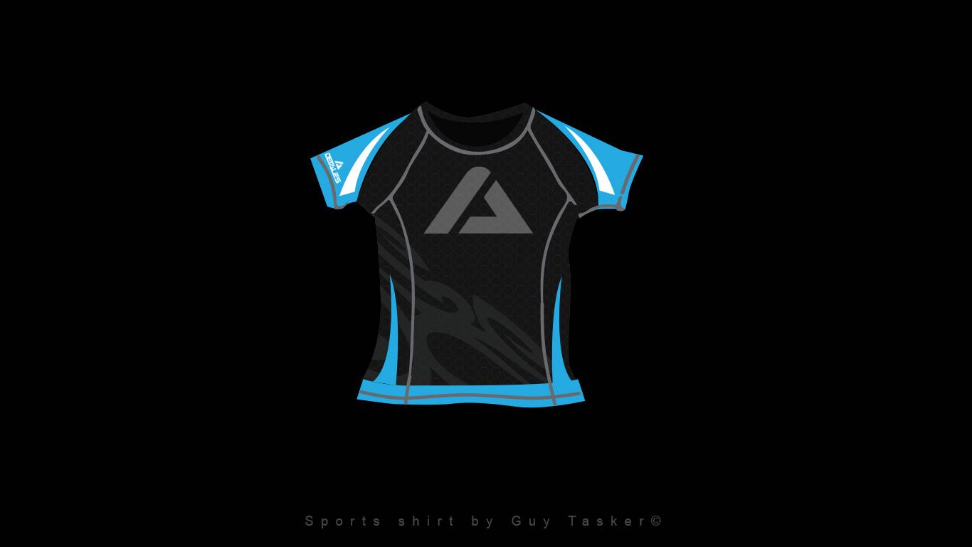 Sublimation sport-shirt-design