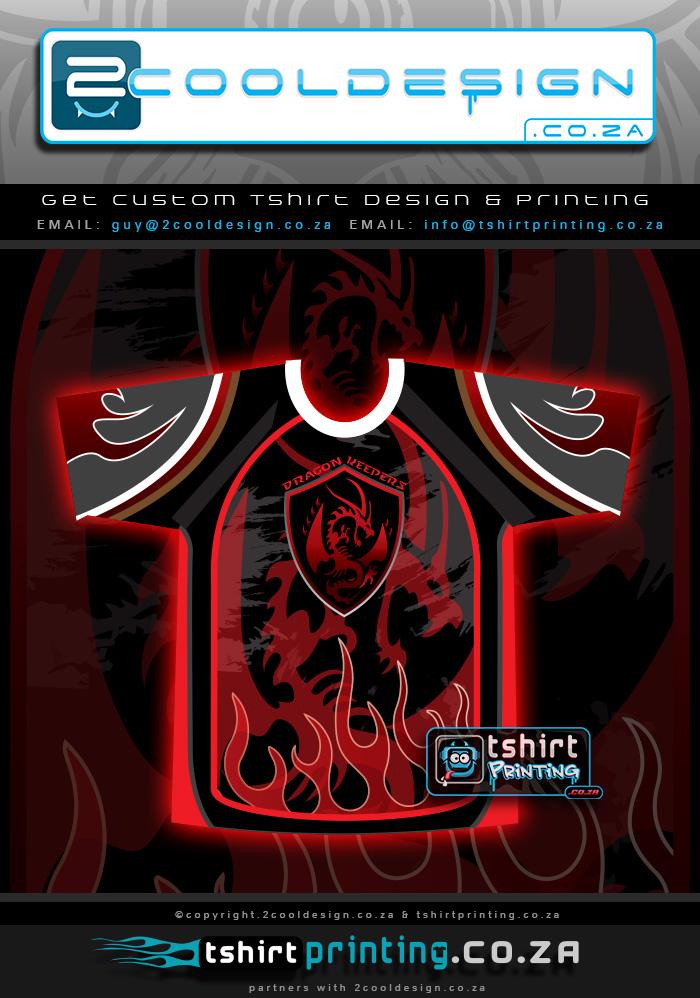 cool-gamer-shirt-design,dragon-keepers