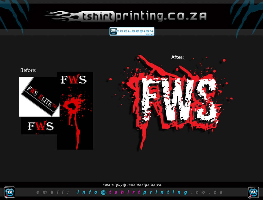 Gamer-clan-logo-re-design, blood splat logo,gamer,online gaming
