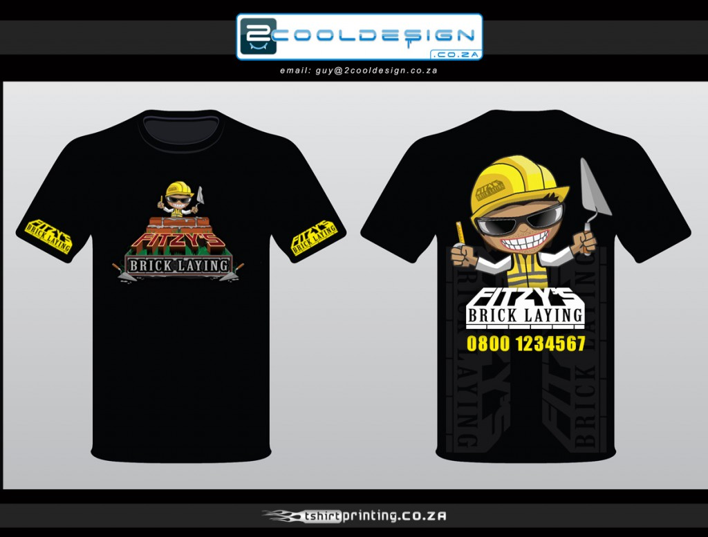 brick-laying-company-logo-t-shirt-idea,bricks,brick laying logo,logo design