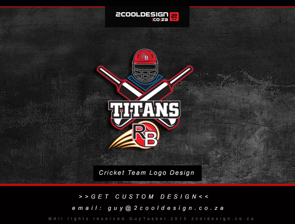 Cricket-Team-Logo-2bats-cross-with-ball-and-cricket-helmet-Titans-RB